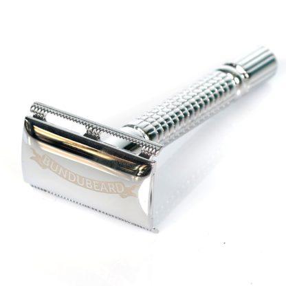 button to buy safety razor