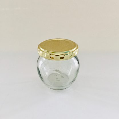 Rich results on Google's SERP when searching for 'glass jars'
