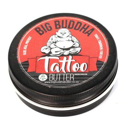 Vegan Tattoo Butter in Aluminium Tin