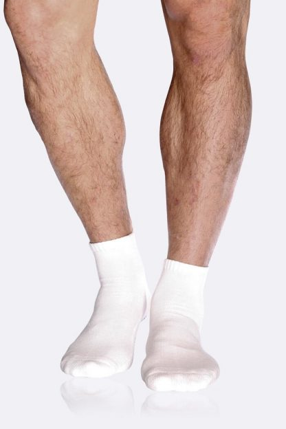Rich results on Google's SERP when searching for 'bamboo socks'
