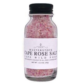 Masterstock Wild Food Cape Rose Salt