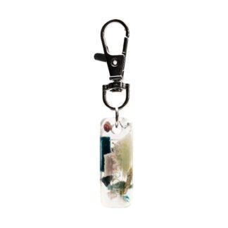 Microplastic Key Clip