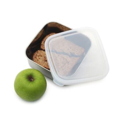 Rich results on Google's SERP when searching for 'zero waste lunch tin'