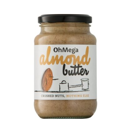 Rich results on Google's SERP when searching for 'almond butter