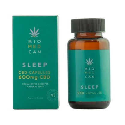 button to buy Biomedcan Sleep CBD capsules online
