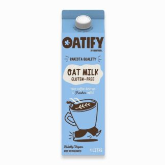 button to buy Oatify Oat Milk online
