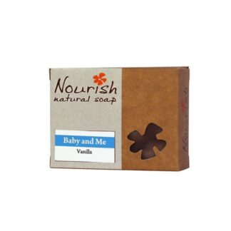 Button to buy natural baby soap
