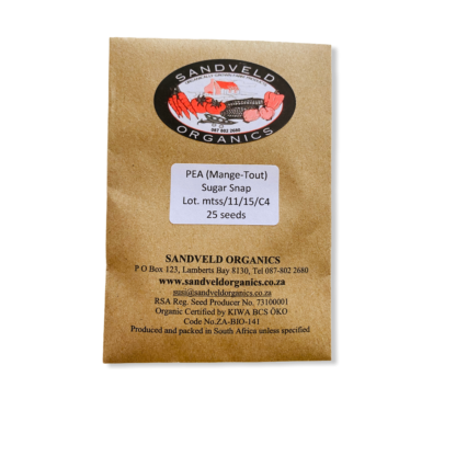 button to buy organic mange-tout sugar snap seeds