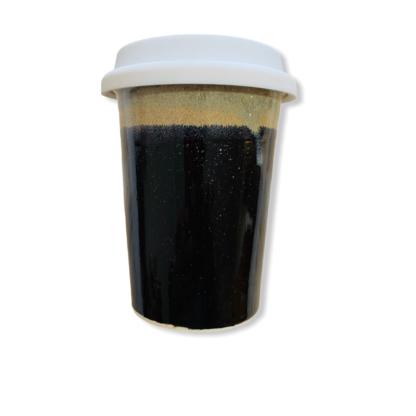 button to buy reusable travel mug