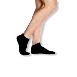Boody Bamboowear Men's Low Cut Socks – Black or White