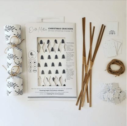 button to buy Eco Matters Christmas Crackers