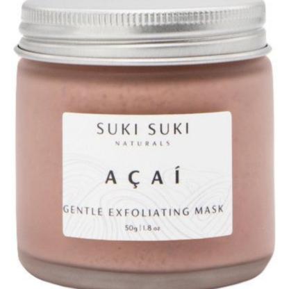 Acai Gentle Exfoliating Mask 3