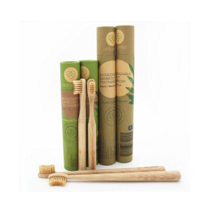 toothbrush bamboo