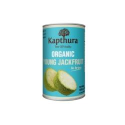 Kapthura Organic Young Jackfruit in Brine 400g