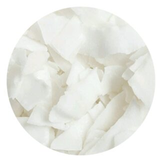 raw coconut flakes