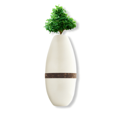 urn with tree