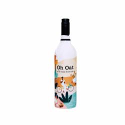 Oh Oat Clean-label Oat M*lk in Glass Bottle
