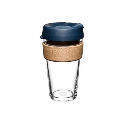 KeepCup reusable glass cup