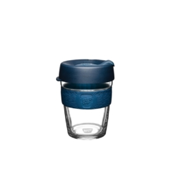 KeepCup Brew Reusable Glass Cup 355ml 'Spruce'