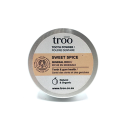 Troo Natural Toothpaste or Tooth Powder