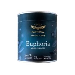 Euphoria Potent Plants Mood Enhancer Blend