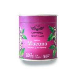 Soaring Free Superfoods Organic Mucuna Powder